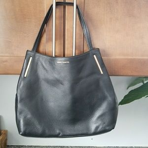 Vince Camuto soft leather bag.